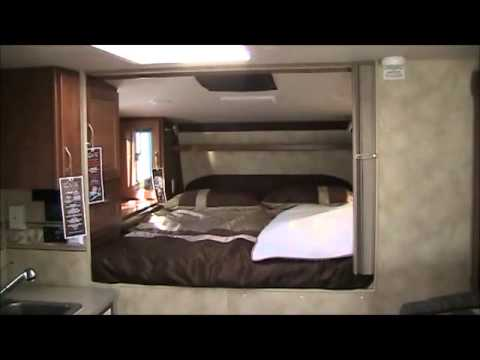 The all new 2013 Arctic Fox 996 double slide out truck camper from Northwood Manufacturing!
