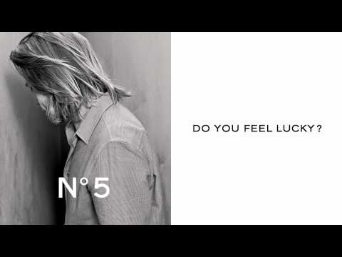 Brad Pitt voor Chanel No.5 Teaser - Why?