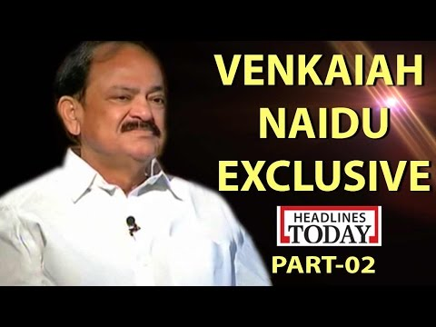 To The Point: Venkaiah Naidu On Delhi Election Loss, Kiran Bedi & More (Pt 2)