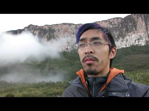 the rong journey #2: mount roraima