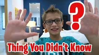 Top 10 Things You Probably Didn't Know ABOUT RONALDOMG
