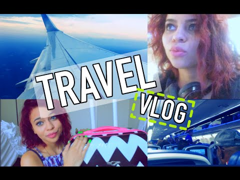TRAVEL VLOG ♡ SIMPLYNESSA15