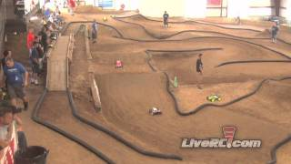 2011 ROAR 1:8 Electric Off-Road Nationals: Truggy A1 Main