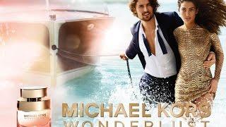 Musique pub Michael Kors pub parfum Wonderlust