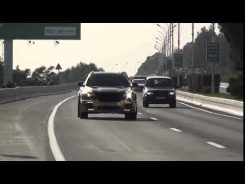 BMW X6 - АК-47