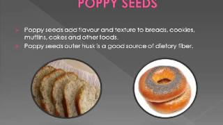 Poppy Seed Benefits for Hair, Skin, Sleep