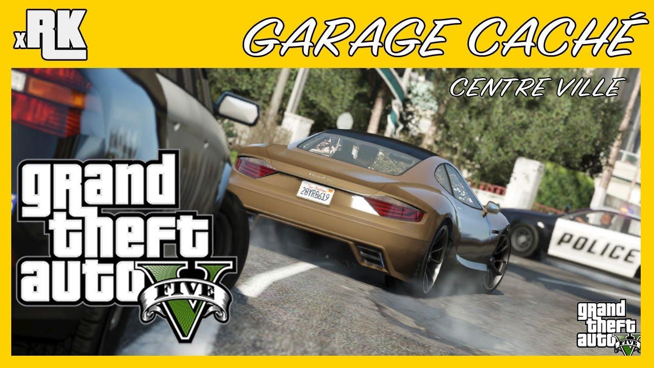 Gta 5 un garage cach dans une nouvelle maison ps3 hd for Voiture garage gta 5 mode histoire