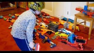 Nerf War: Nick's Revenge