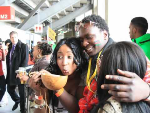 Kenya Rugby Sevens 2012 Twikenham (dj Kalonje Mix) video