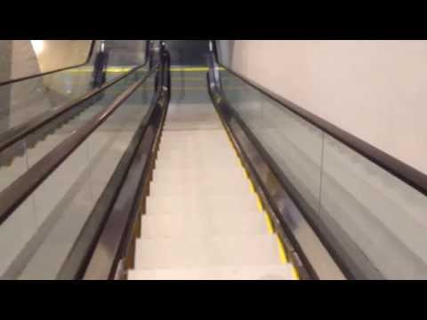 Brand New Schindler Escalators Near Dick's Sporting Goods Liberty Center In Cincinnati, OH