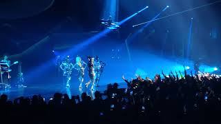 Lady Gaga - Just Dance/Poker Face - Enigma Las Vegas - 02 Feb 2019
