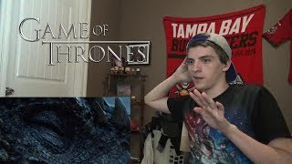 Game Of Thrones - Season 7 Episode 6 (REACTION) 7x06 PART 2