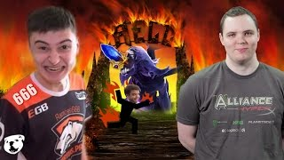 Team Up OF HELL - Ramzes666 And AdmiralBulldog