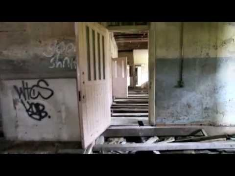 An old Mental Asylum Brisbane Australia