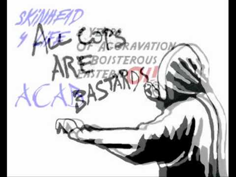 A.C.A.B - 8 Years Of Agravation And Boisterous Eastern Oi