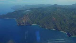 "Bonanza A36 Landing at Catalina Island's ""Airport in the Sky"" (KAVX) in a Bonanza A36"