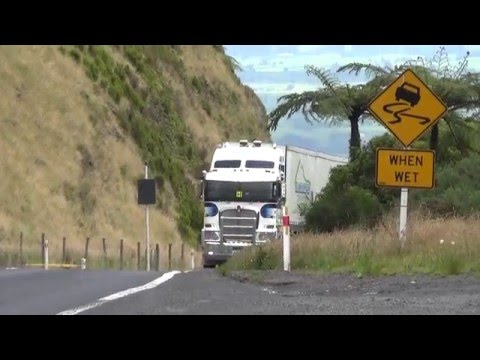 Trucks New Zealand Kaimai KW