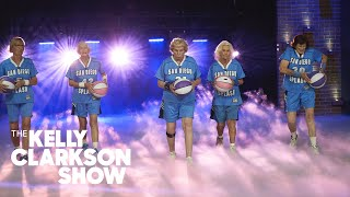 This 80-Year-Old-And-Up Women's Basketball Team Is Truly Incredible | The Kelly Clarkson Show