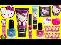 Hello Kitty MEGA Cosmetics Set and Surprises MP3