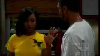 Gabrielle Dennis (Janay)  THE GAME season 2