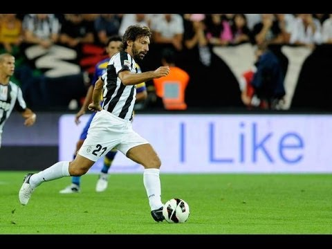 Andrea Pirlo 2013/2014 - The Maestro  | Juventus HD