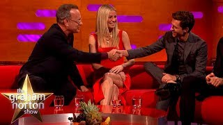 Tom Hanks Teaches Tom Holland How To Act | The Graham Norton Show