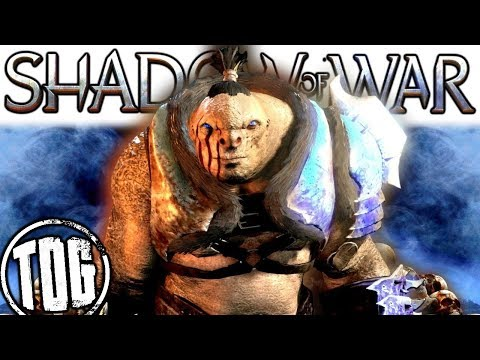 FORGING AN ARMY   Middle Earth: Shadow of War Gameplay
