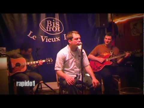 Steve Verbeke shake your hips slim harpo cover