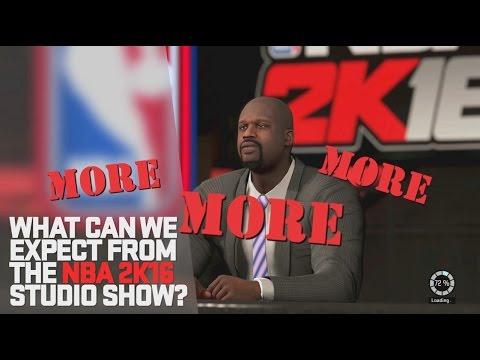 NBA 2K16 Presents: Shaq, Ernie & Kenny