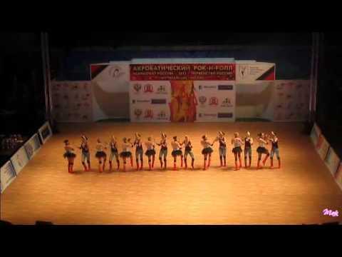Lady - Russische Meisterschaft 2013