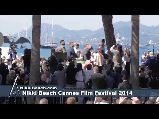 Nikki Beach Cannes Film Festival 2014 Day 5