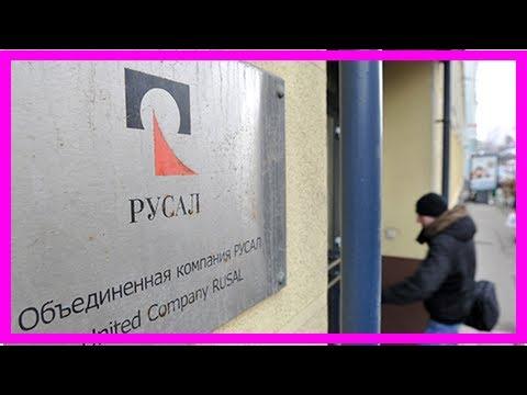 Попавший под санкции «Русал» Дерипаски предупредил о дефолте  TVRu