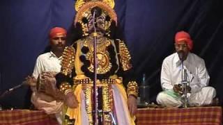 Yakshagana - Chittani Hegde as Dustabuddhi-1