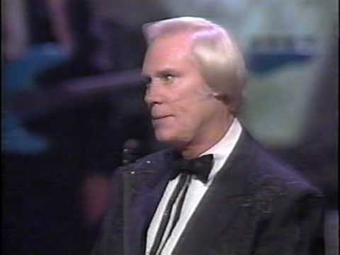 George Jones - I Don't Need Your Rockin' Chair (LIVE) & Country Music Hall of Fame Induction