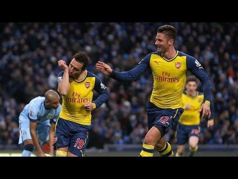 Arsenal vs Manchester City - Full Time Hangout