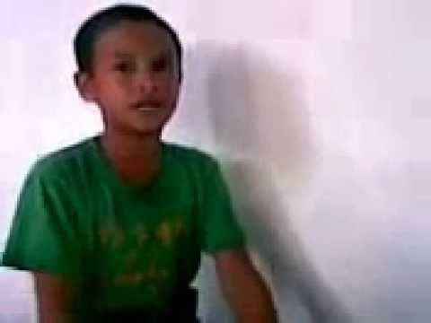 A Young Boy Reciting Quran (indonesion) video