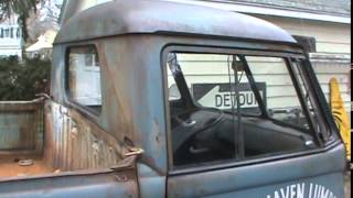 1959 vw single cab pickup rustoration, part 26