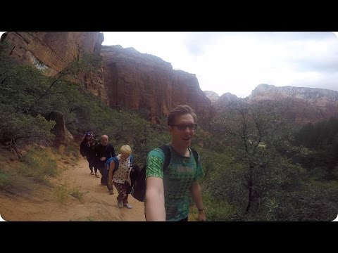 The Emerald Pools of Zion National Park | Evan Edinger Travel
