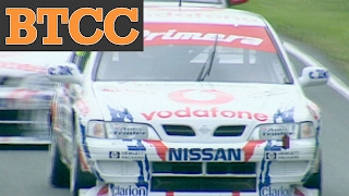 British Touring Cars Highlights   The BIG Squeeze!