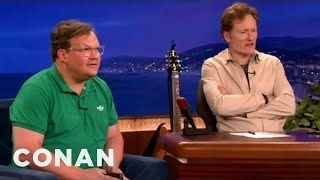 Scraps: The Mystery Of The Suspicious Cameras - CONAN on TBS