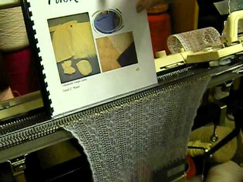 scarf making machine
