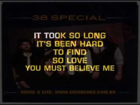 38 Special   Back Where You Belong