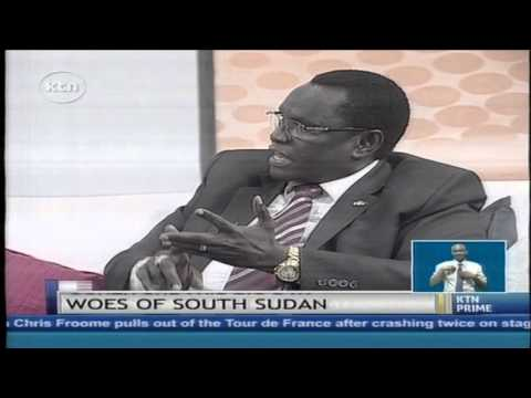 South Sudan peace is hinged on IGAD peace deal