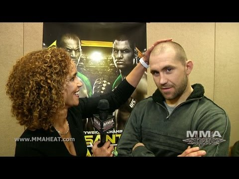 UFC 155 Alan Belcher Says Hes Better Than Okami Now Wants To Replace Belfort In Bisping Fight