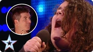 Simon Cowell TALKS TOO SOON! | Britain's Got Talent Unforgettable Audition