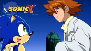 [OFFICIAL] SONIC X Ep54 - Cosmic Crisis