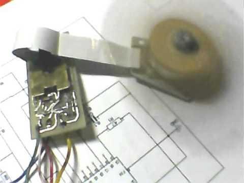 Контролёр моторчика CD привода