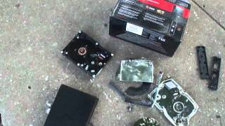 Iomega Prestige Hard Drive Solution / Frustration