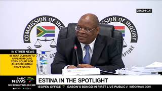 State Capture Inquiry | Estina dairy farm project in the spotlight