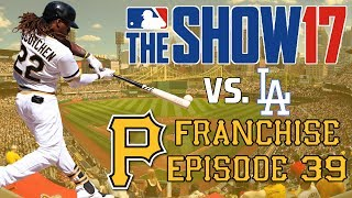 MLB 17 The Show: Pittsburgh Pirates Franchise - 2020 WILD CARD ROUND! [EP39]